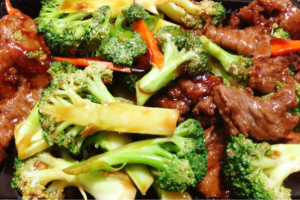 091. Broccoli Beef - delivery menu