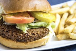 Falafel Burger - delivery menu