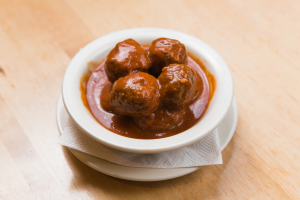 Sarge's Famous Swedish Meatballs (25 Meatballs in our Sweet & Sour Sauce) - delivery menu