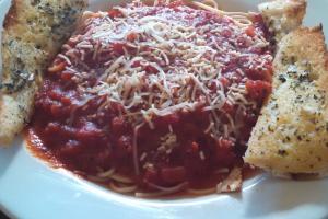 Spaghetti alla Marinara - delivery menu