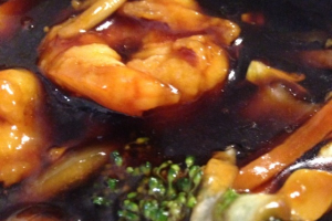 104. Shrimp Egg Foo Young - delivery menu