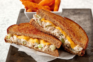W3.Tuna Melt - delivery menu