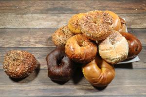 Baker's Dozen of Bagels - delivery menu