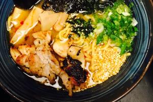 Midnight Ramen Aka Miso Sapporo Ramen Noodle - delivery menu