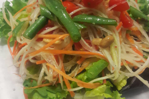 Papaya Salad - delivery menu