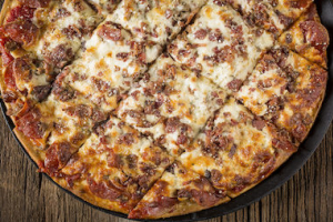 Meat Mania Pizza - delivery menu