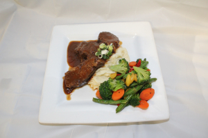 BRAISED SHORT RIB - delivery menu