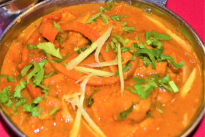 CHICKEN  JALFREZI - delivery menu