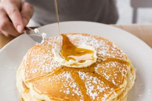 Buttermilk Pancakes - delivery menu