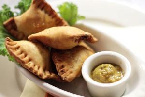 Vegetable Fataya - delivery menu