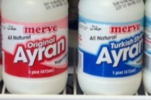 Merve Ayran - delivery menu