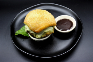 Fried Green Tea Ice Cream - delivery menu