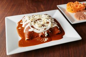 Enchiladas de Mole - delivery menu