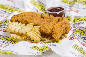 Chicken Tender Strips Dinner - delivery menu
