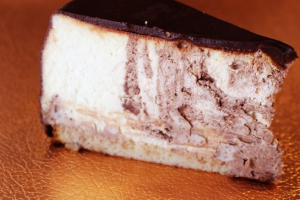 Chocolate cheesecake - delivery menu