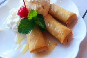 Crispy Honey Banana - delivery menu