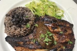 Chuleta al Pastor - delivery menu