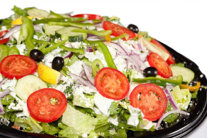 Greek Salad Tray - delivery menu