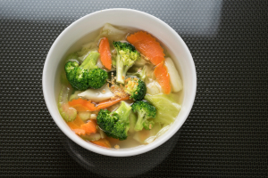 15. Vegetable Soup - delivery menu