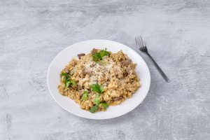 Sirloin Risotto - delivery menu