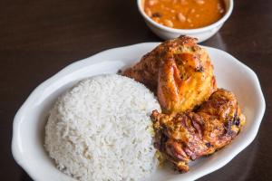 Pollo Al Horno - delivery menu