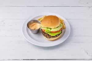 Black Bean Burger - delivery menu