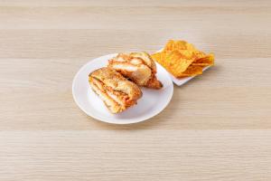 Chicken Parmigiana Sandwich - delivery menu