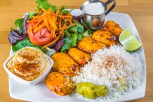 Chicken Kabob - delivery menu