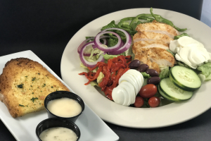 Chicken Caprese Salad - delivery menu