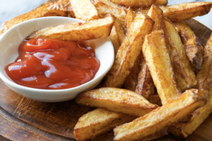 Homestyle Fries - delivery menu
