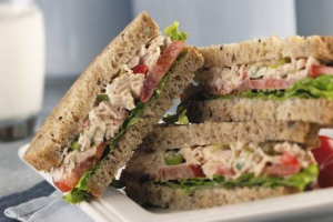 Tuna and Cheese Sandwich - delivery menu