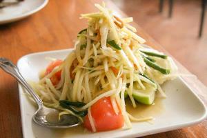 Som Tum Salad - delivery menu