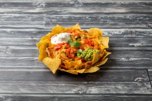 Super Nachos - delivery menu