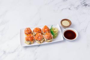 Volcano Roll - delivery menu