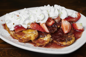 Shady French Toast - delivery menu