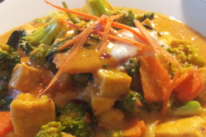 67. Chu Chee Tofu Curry - delivery menu