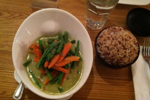 Green Curry a la Carte - delivery menu
