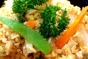 Veggies Fried Rice - delivery menu