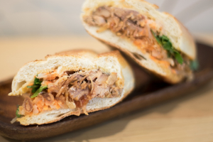 3. Sardine Sandwich - delivery menu