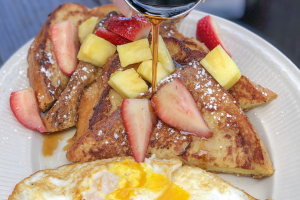 Drunken Rum French Toast Brunch - delivery menu