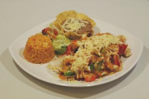 Pollo Ranchero  - delivery menu