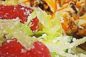 Traditional Greek Salad - delivery menu