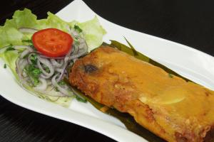 Tamales - delivery menu