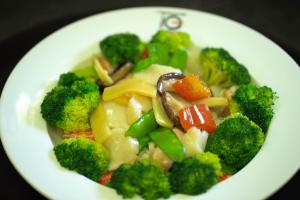 328. Seafood Platter - delivery menu