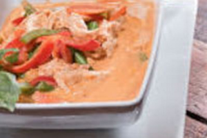 Panang Curry (Lunch Only) - delivery menu