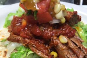 Brisket Taco - delivery menu