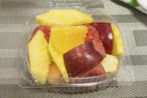 D. Fresh Fruit Salad Breakfast - delivery menu