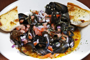 Drunken Mussels - delivery menu