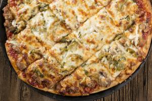 Fabulous Four Pizza - delivery menu