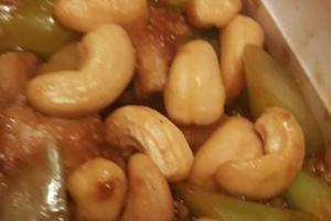 Individual Cashew Chicken a la Carte - delivery menu